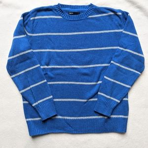 Gapkids stripped crew sweater size 8 medium